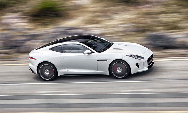 Illustration for article titled If true...the F-type is now officially my dream sports-car