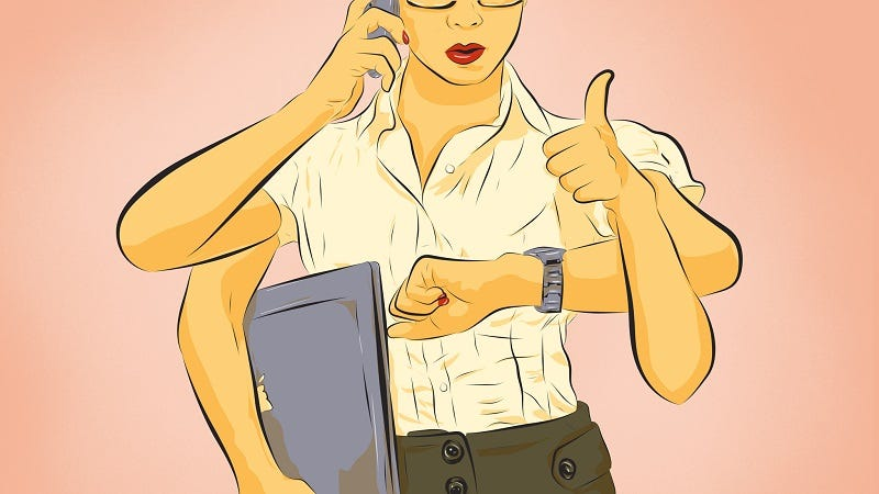 Illustration for article titled If You're Going to Multitask, At Least Do It Right