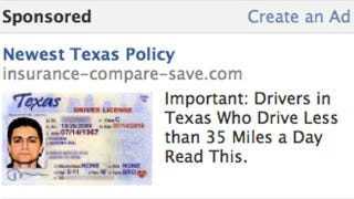 Illustration for article titled How The Face Of A 9/11 Terrorist On A Driver's License Showed Up In A Facebook Ad