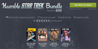 Illustration for article titled Star Trek Humble, Cards Against Humanity's Fifth Expansion [Deals]