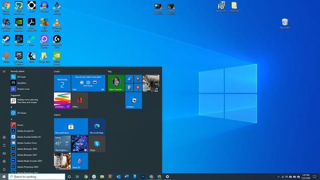 Latest Windows 10 Patch Fixes Crashing Issue on PCs with Thunderbolt Ports