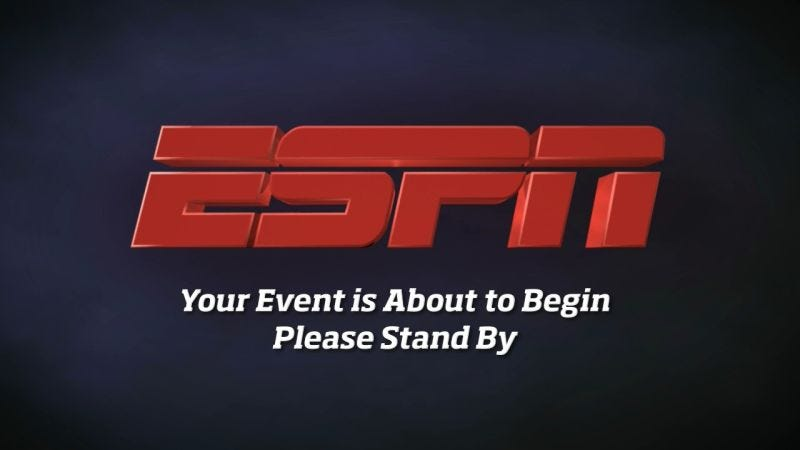 Illustration for article titled ESPN Enters Incomprehensible Partnership With Incomprehensible Media Company