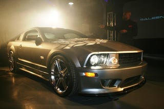 Illustration for article titled Saleen Debuts Limited Edition $100k Sterling Edition S302E