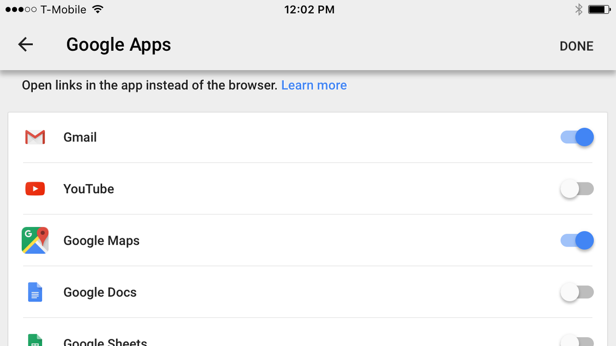 iPhone Browser Showdown: Chrome vs  Safari
