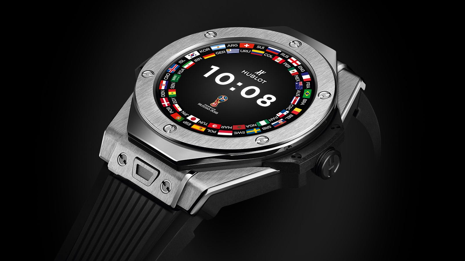 I'll Get Excited About Hublot's New Smartwatch When Jay Z