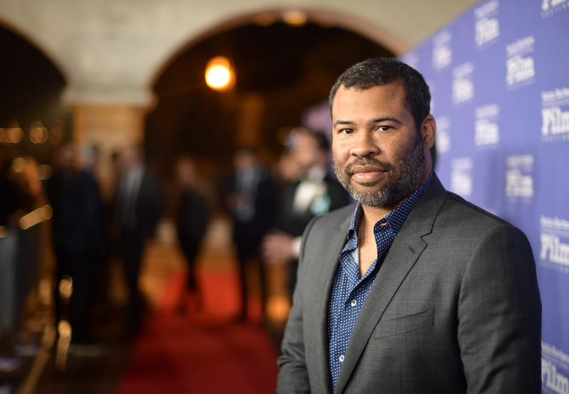 Director Jordan Peele at the Outstanding Directors Awards sponsored by the Hollywood Reporter during the 33rd Santa Barbara International Film Festival at Arlington Theatre on Feb. 6, 2018, in Santa Barbara, Calif. (Matt Winkelmeyer/Getty Images for SBIFF)