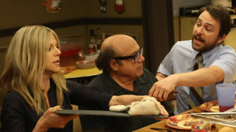 Its Always Sunny In Philadelphia The Gang Squashes Their Beefs