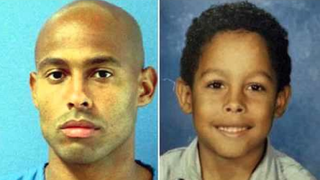Curtis Fairchild Jones, age 29 (left) and at age 12 (right), when he became the country's youngest convicted murderer after he and his 13-year-old sister, Catherine, pleaded guilty to shooting and killing their father's girlfriend. YouTube Screenshot
