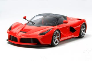 "Illustration for article titled 1:24 Tamiya LaFerrari ""Coming Soon"""