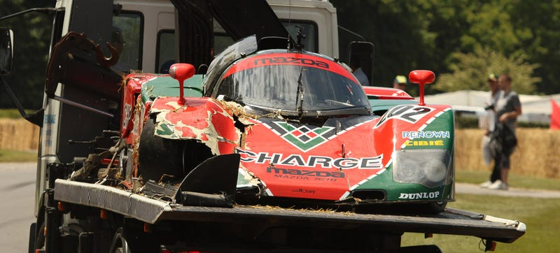 Illustration for article titled What's The Most Expensive Car Crash Ever?