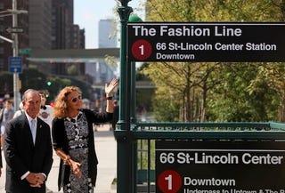 Illustration for article titled Diane Von Furstenberg To Dress Mayor Bloomberg For His Morning Commute