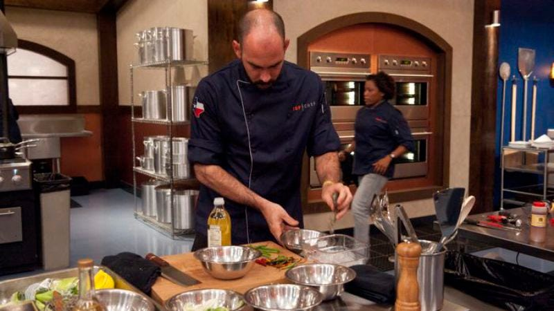 The Karmic Kitchen: Top Chef All Stars - Clash of the ... |Hot Top Chef