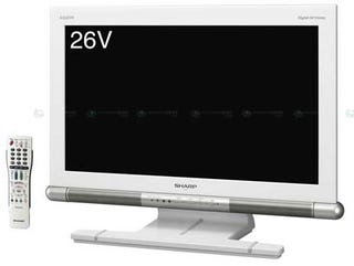 Illustration for article titled New Sharp Aquos Line Includes World's First 22- and 26-Inch 1080p LCDs