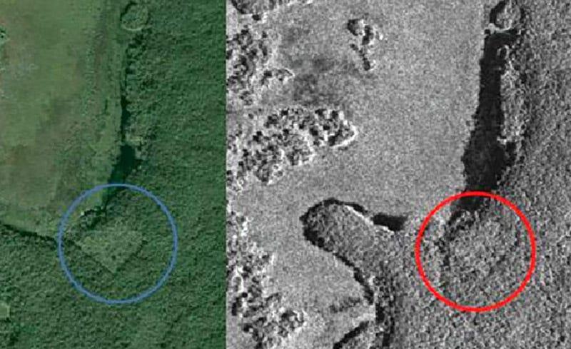 Illustration for article titled Un joven de 15 años descubre una ciudad maya perdida usando datos astronómicos y Google Earth