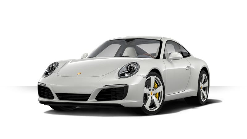 Illustration for article titled Options Galore! (just specced a 911)