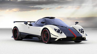 Illustration for article titled Pagani Zonda