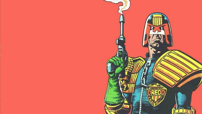 Illustration for article titled Top 11 Essential Judge Dredd Stories
