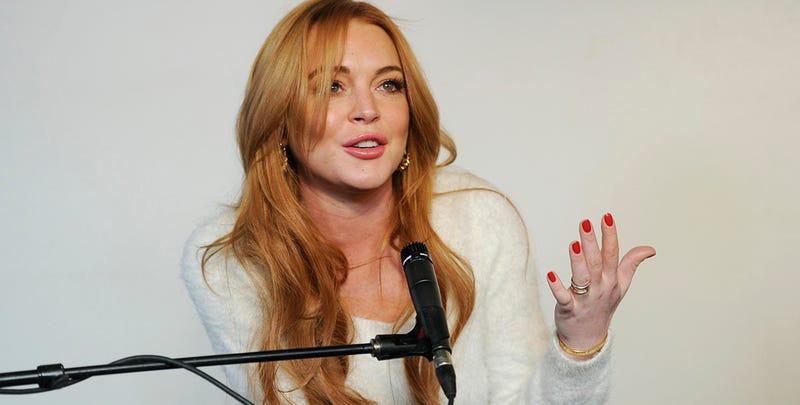 Illustration for article titled Lindsay Lohan demanda a Rockstar Games por un personaje de GTA V