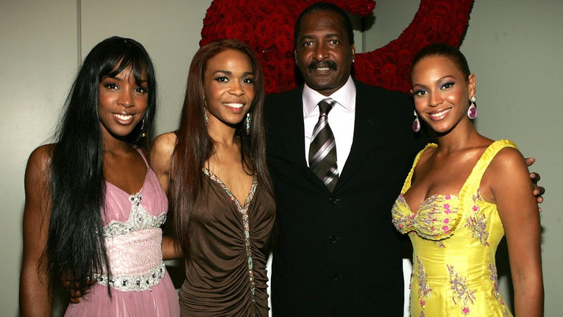 Illustration for article titled Mathew Knowles Is Planning a Destiny's Child Musical
