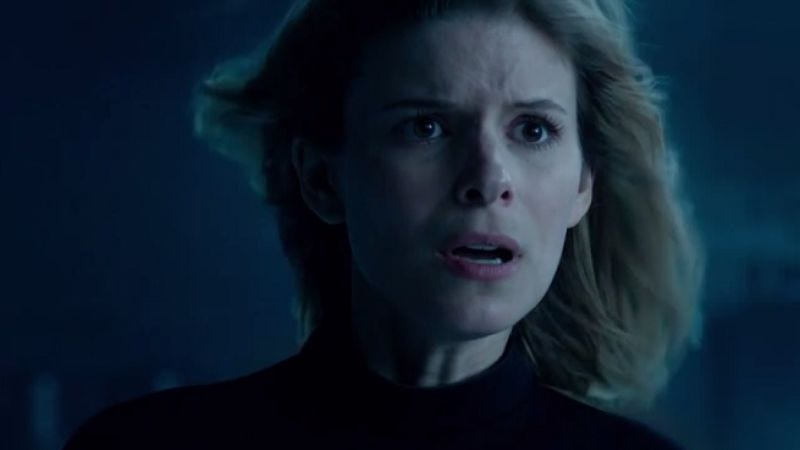 Oh, God, it's….it's a horrible film. (Kate Mara in Fantastic Four)