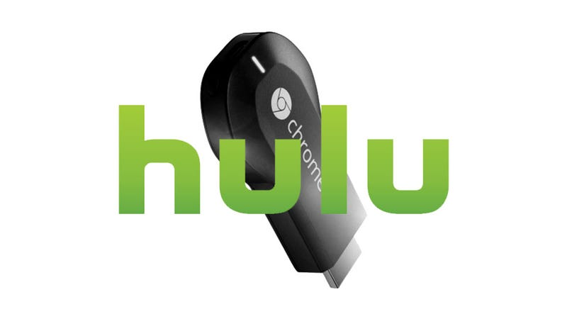 Illustration for article titled Hulu Is Coming to Chromecast