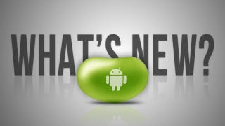 Illustration for article titled What's New in Android 4.3 Jelly Bean