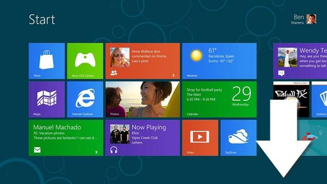 скачать Windows 8 Preview - фото 2