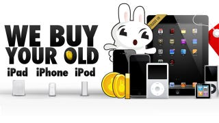 Illustration for article titled GameStop Officially Wants Your iPhone, iPads, and iPods