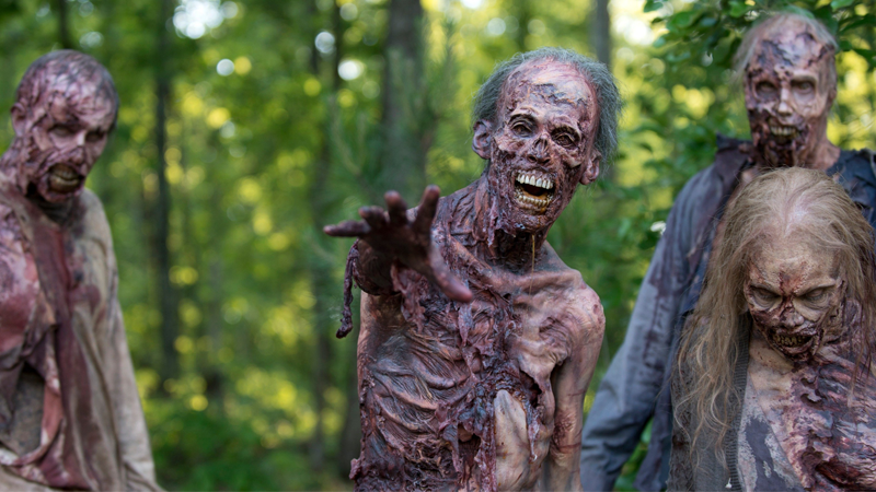 Illustration for article titled All Six Seasons of The Walking Dead's Zombie Antics Will Get Recapped in a New Special