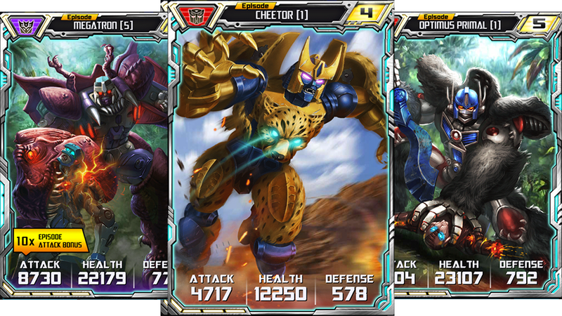 Illustration for article titled Transformers Legends's Next Update Is Beast Wars. Hell Yeah.