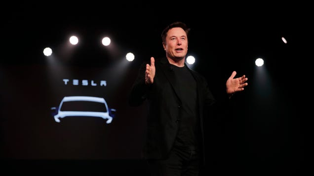 Stuff Elon Musk Said About Tesla Autonomous Cars on Monday, Ranked