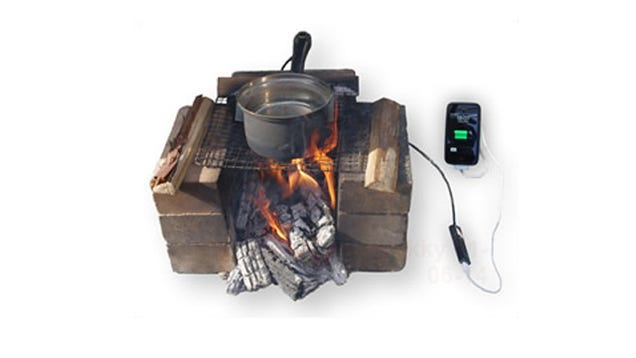 Harness A Cooking Pot S Energy And Charge Your Phone While