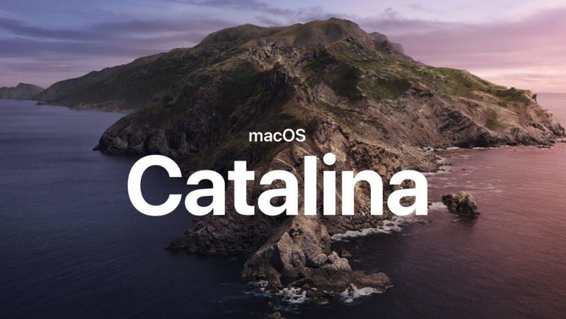 Illustration for article titled All the MacOS 10.15 Catalina Announcements from Apples WWDC 2019 Keynote