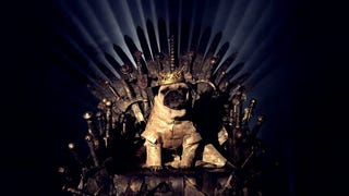 Illustration for article titled The Game of Thrones Cast, Now In Pug Form