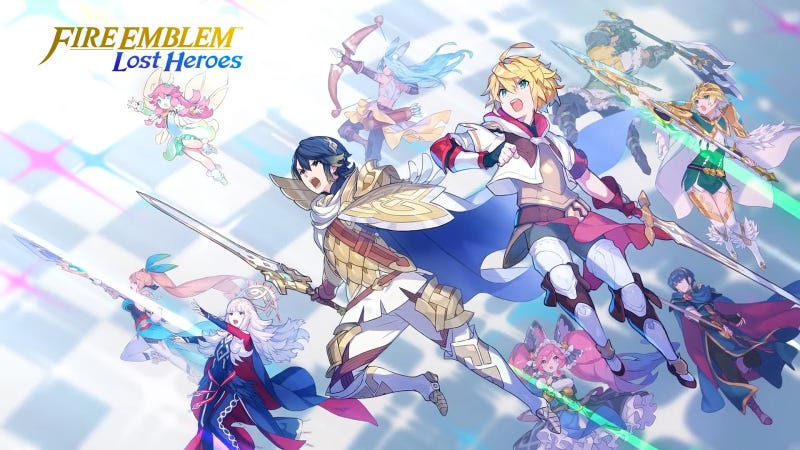Illustration for article titled Dragalia Lost Is Crossing Over With Fire Emblem