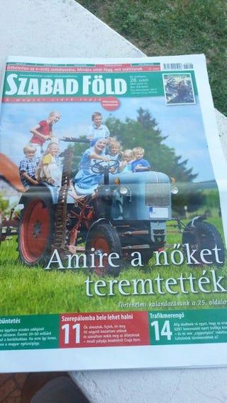 Illustration for article titled Mi volt előbb: a nő vagy a traktor?