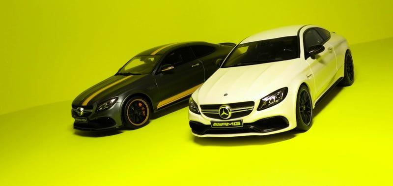 Illustration for article titled Mercedes Monday