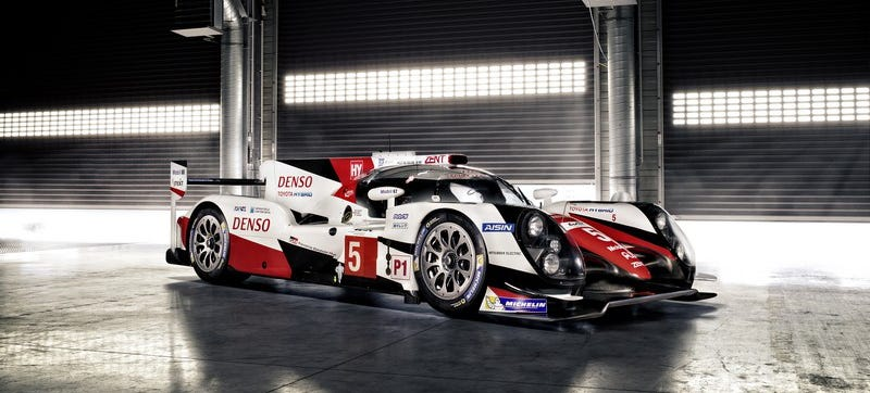 Illustration for article titled The TS050 Is The Toyota Hybrid Worth Having A Poster Of On Your Wall