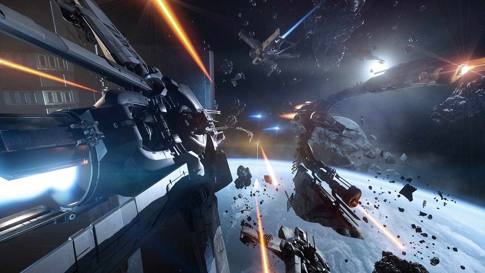 Crytek Sues Star CitizenMakers For Breaching Contract