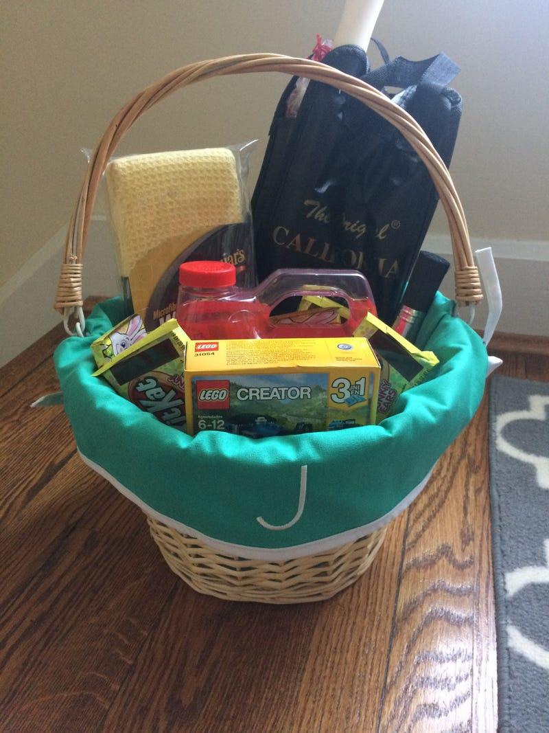 Illustration for article titled Best Easter Basket Ever