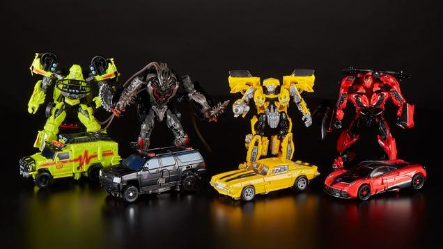 The Transformers Studio Series Makes Movie Bots Look Good [Update]