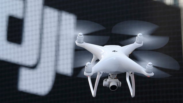 DJI Releases Security Findings It Hopes Will Quash  Chinese Spying  Fears