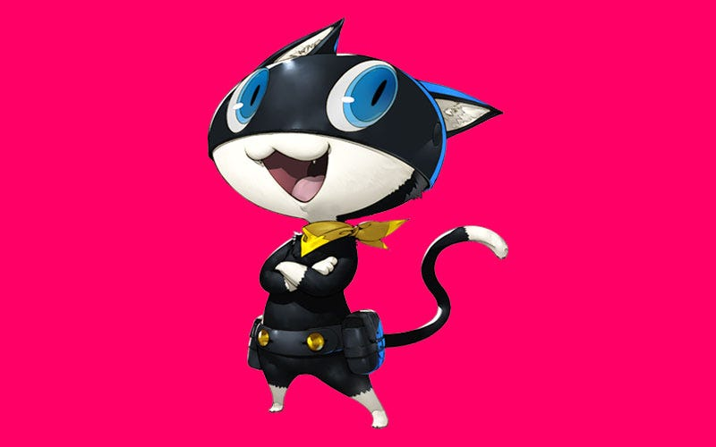 Illustration for article titled Morgana Won't Be Such A Bedtime Dictator In Persona 5 Royal