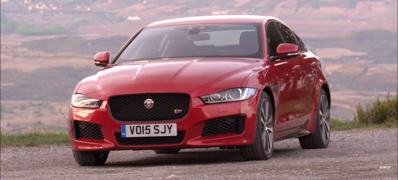 The Jaguar XE Will Come To America With Lusty Diesel Power And AWD