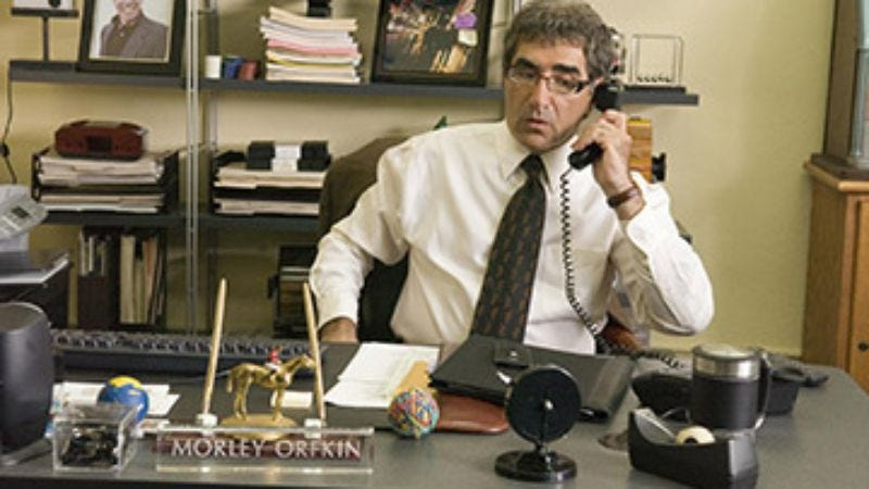 Illustration for article titled Christopher Guest and Eugene Levy