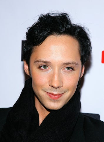 Illustration for article titled Johnny Weir Steps Out Of The Glass Closet