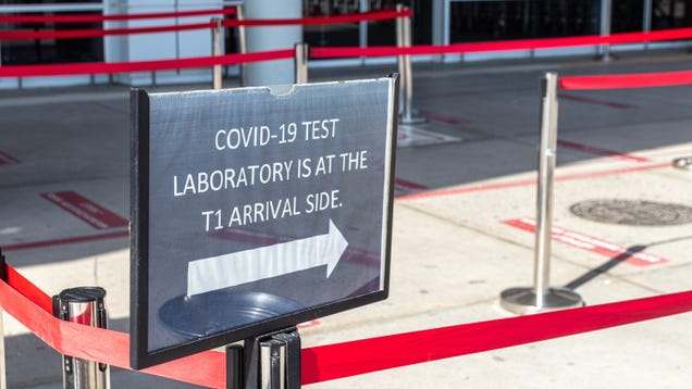 These Airports Now Offer On-Site COVID Testing