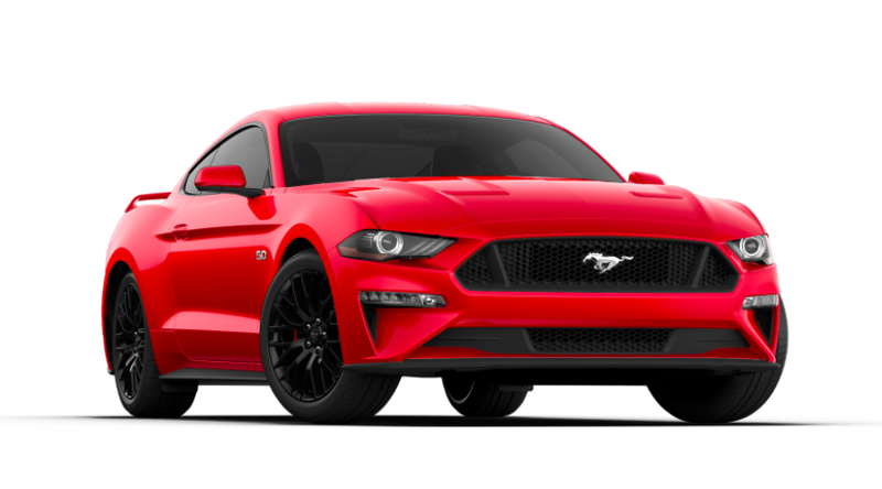 the 2018 ford mustang configurator is up and so is pricing for the gt. Black Bedroom Furniture Sets. Home Design Ideas