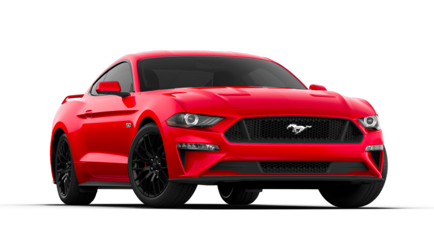 Photo Ford Configurator  sc 1 st  Jalopnik & The 2018 Ford Mustang Configurator Is Up And So Is Pricing For The GT markmcfarlin.com