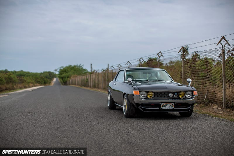 Illustration for article titled Yeah, so, the most Pancho car ever is on Speedhunters